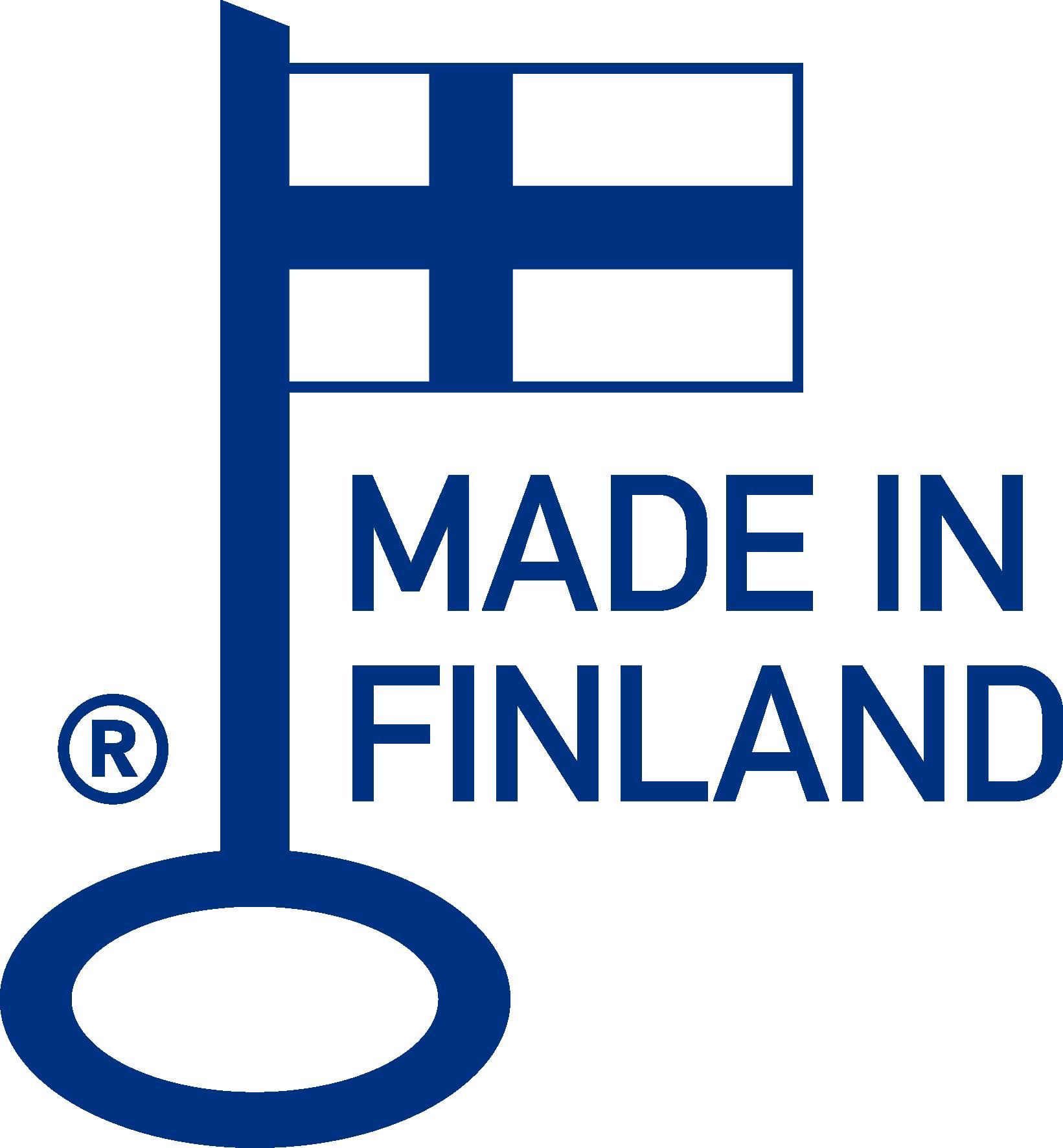 Tehty Suomessa.